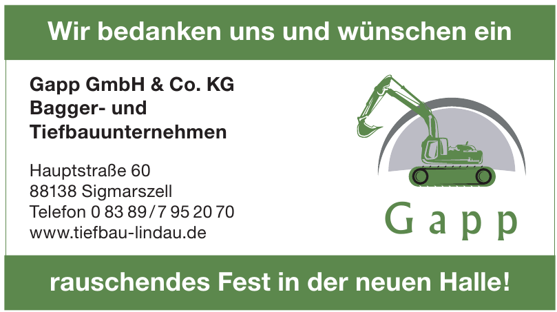 Gapp GmbH & Co. KG