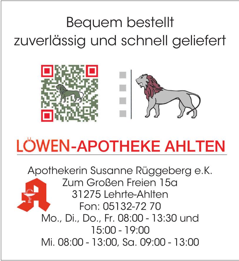 Löwen-Apotheke Ahlten