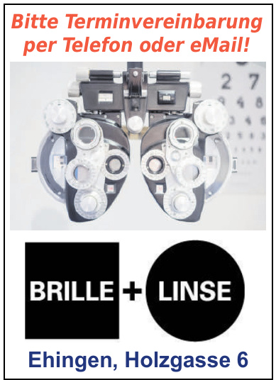 Brille + Linse