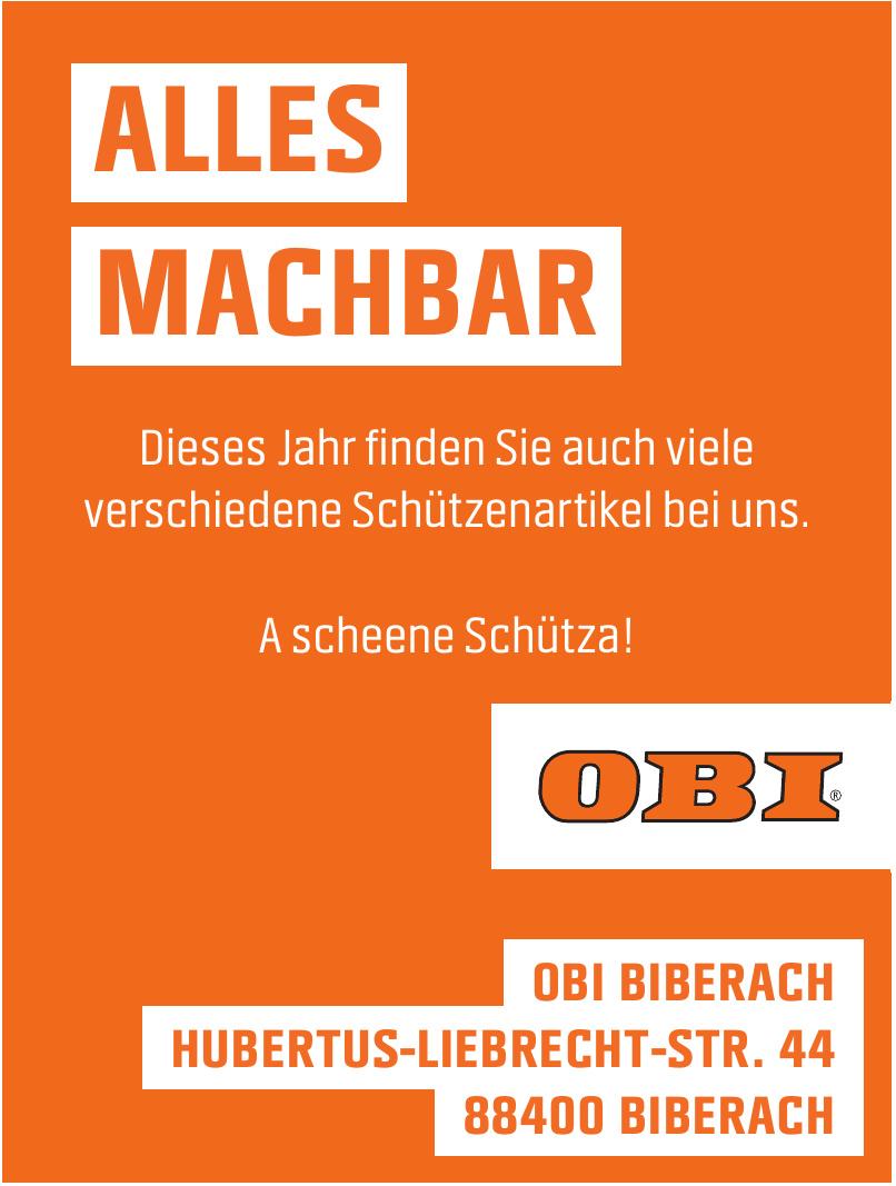 OBI Biberach