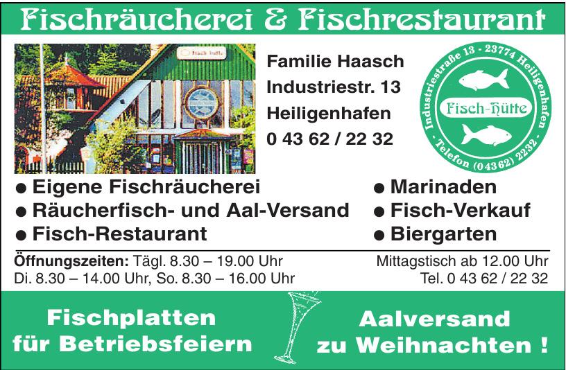 Fischräucherei & Fischrestaurant Familie Haasch