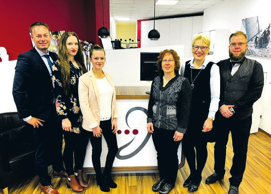 Das Team von Schmelzer Hörsysteme lädt zum Tag der offenen Tür in Glinde und Barsbüttel ein Foto: pr