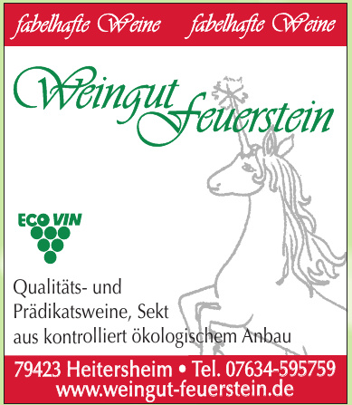 Weingut Feuerstein