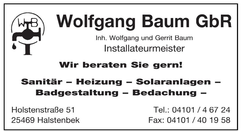 Wolfgang Baum GbR