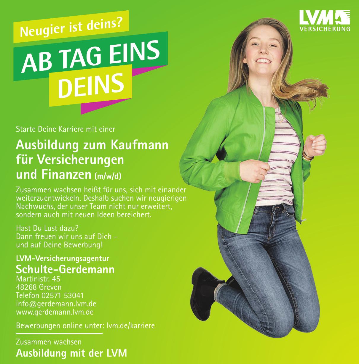 LVM-Versicherungsagentur Schulte-Gerdemann