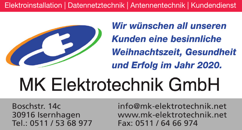 MK Elektrotechnik GmbH