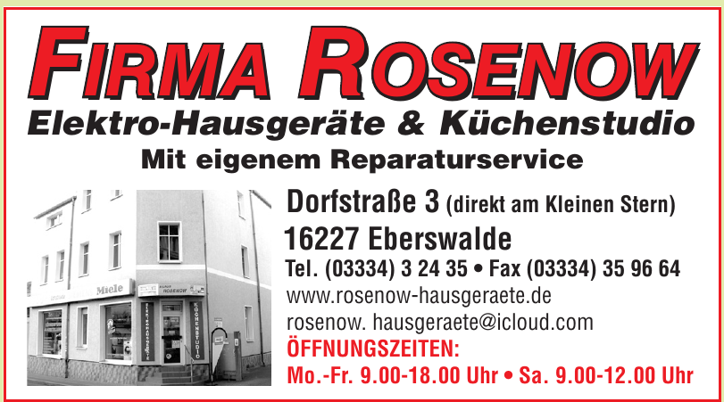 Firma Rosenow