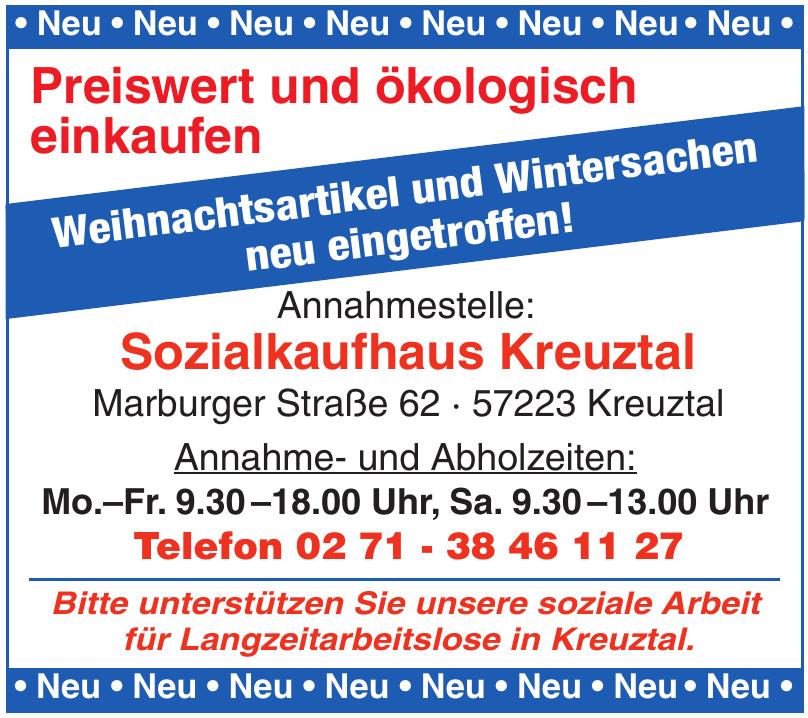 Sozialkaufhaus Kreuztal
