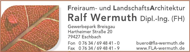 Freiraum- und LandschaftsArchitektur Ralf Wermuth