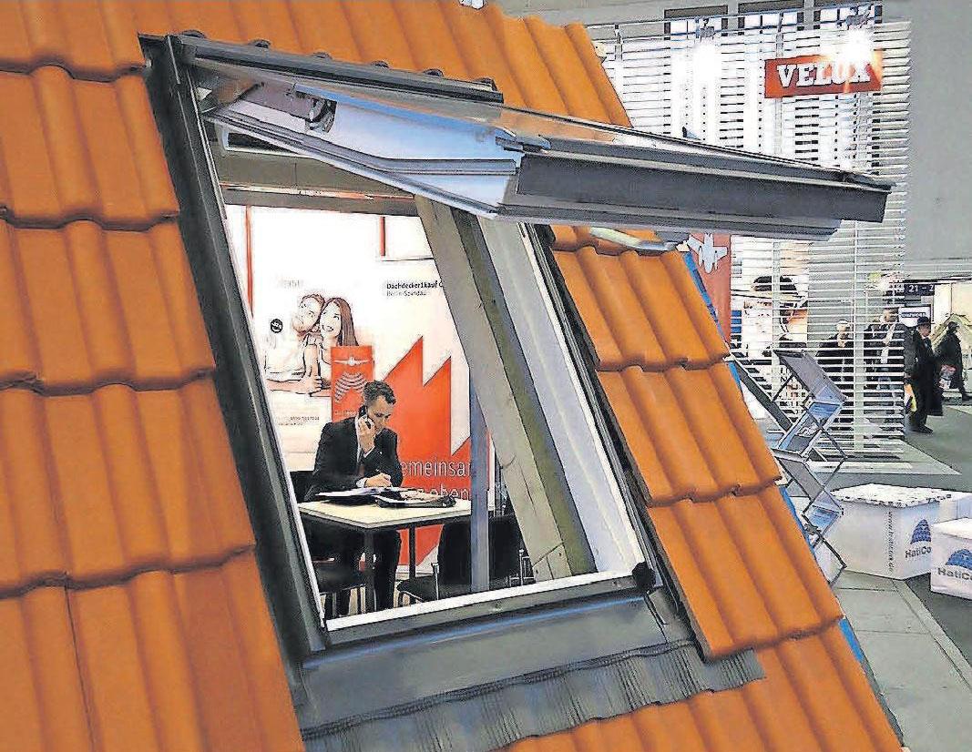 Beliebt: Der Ausbau von Dachböden. Foto: Busche