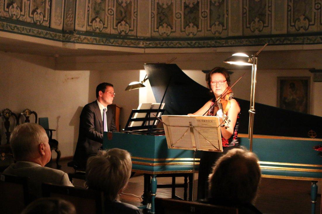 Mit Konzerten und anderen Veranstaltungen würdigt der 12. Köthener Herbst vom 20. bis 22. September das Wirken Bachs am Hof Köthen. FOTO: U.NICKLISCH