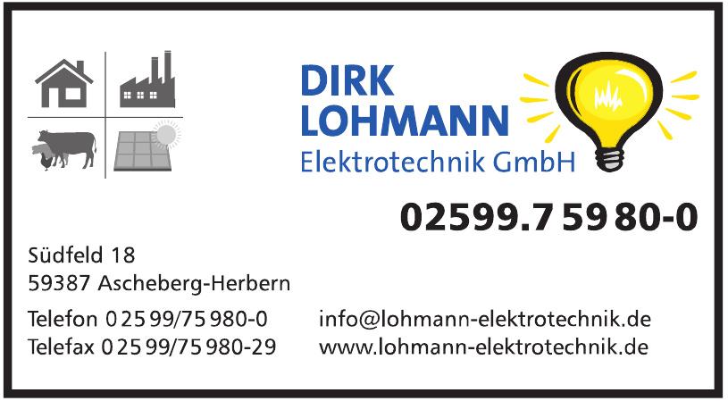 Dirk Lohmann Elektrotechnik GmbH