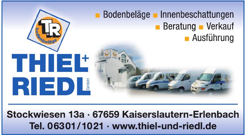 Thiel + Riedl GmbH