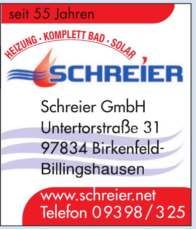 Schreier GmbH