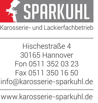 Karosserie Sparkhuhl