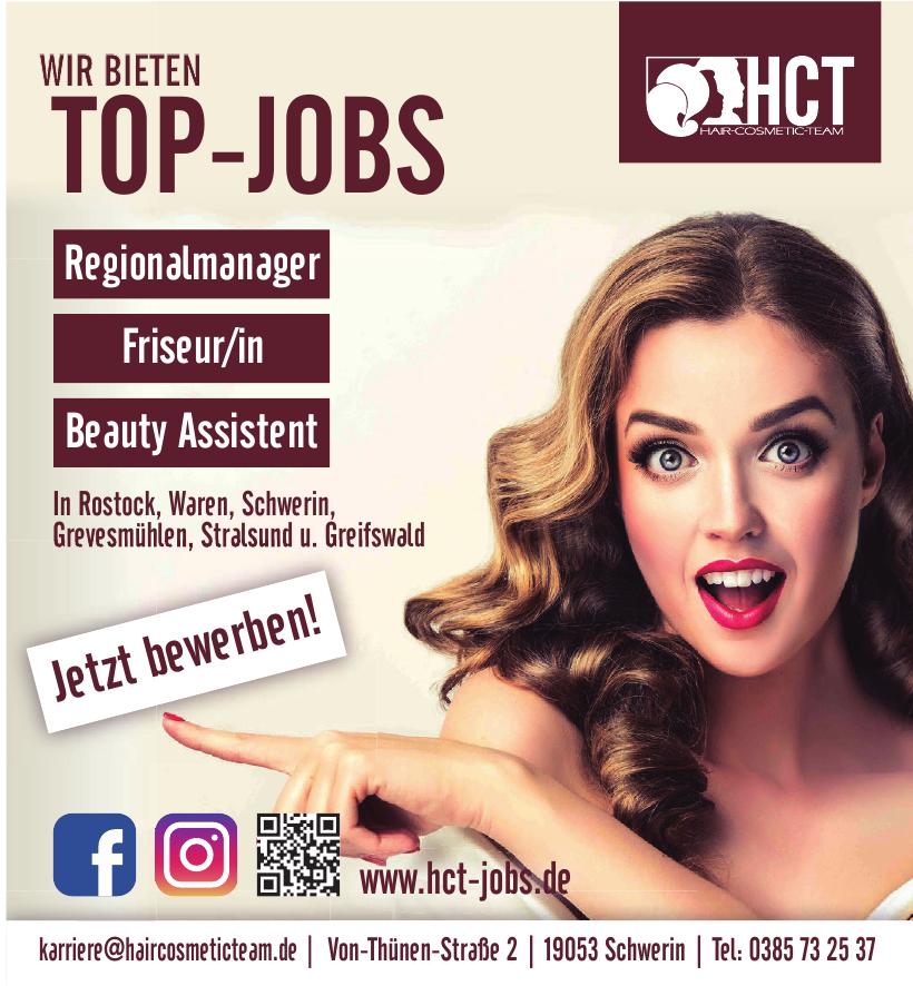 HCT Hair-Cosmetic-Team GmbH