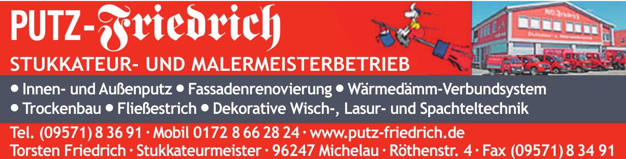 Putz-Friedrich