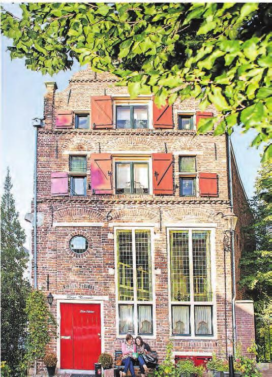 Die holländischen Hasestädte verzaubern jeden Besucher mit ihren schmucken, kleinen Häusern und dem besonderen Stil der Gebäude.