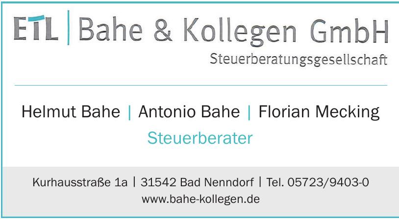 ETL Bahe & Kollegen GmbH