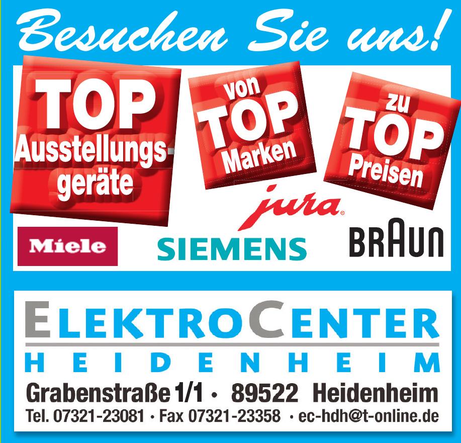 ElektroCenter Heidenheim