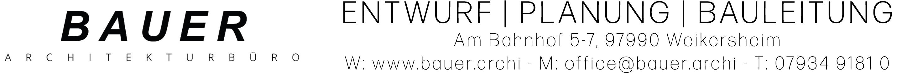 Bauer Architekturbüro