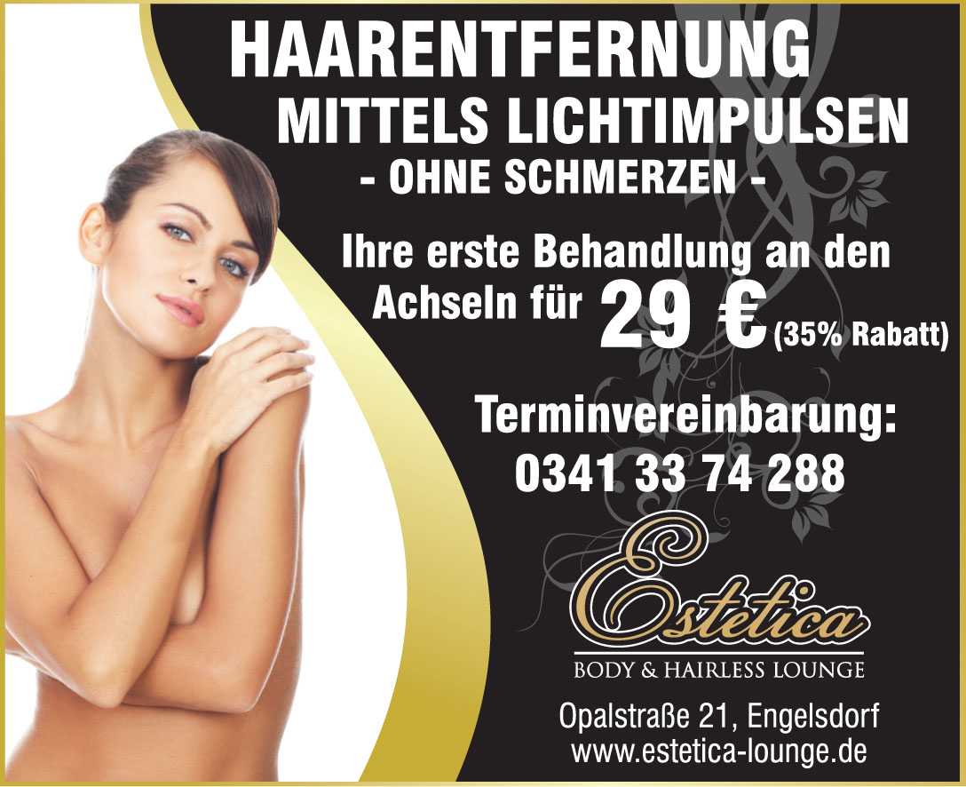 Estetica Body & Hairless Lounge