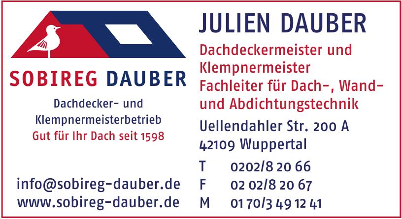 Sobireg Dauber - Dachdecker- und Klempnermeisterbetrieb