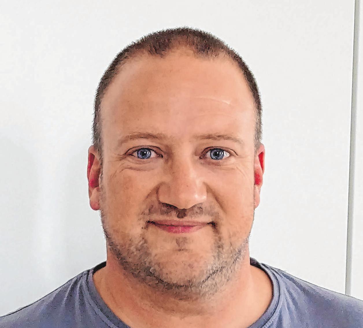 Stephan Zimniok ist Bürgermeister der Gemeinde Birkenwerder. Foto: Jung