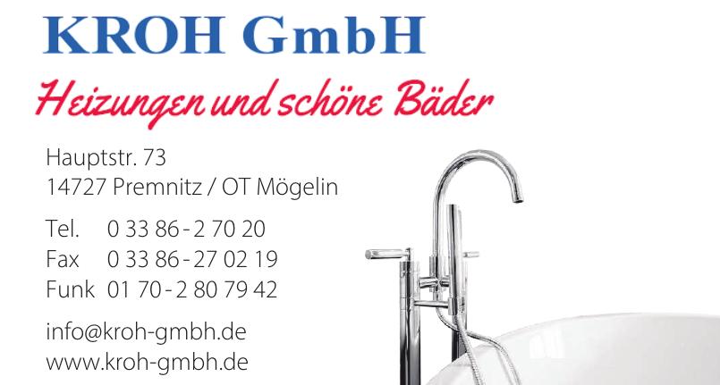 Kroh GmbH