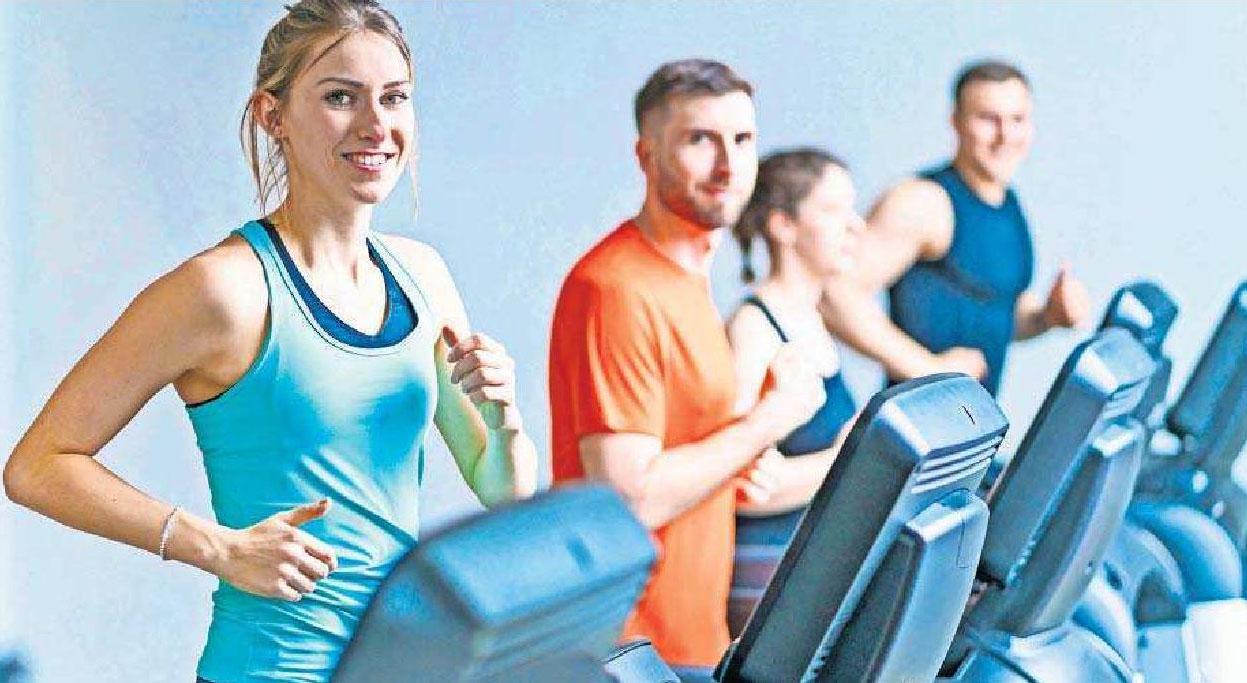 Mit Fitness-Experten zu einem gesunden Lebensstil Foto: DHfPG /djd