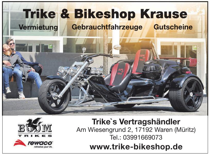 Trike & Bikeshop Krause