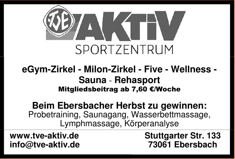 TVE Aktiv Sportzentrum