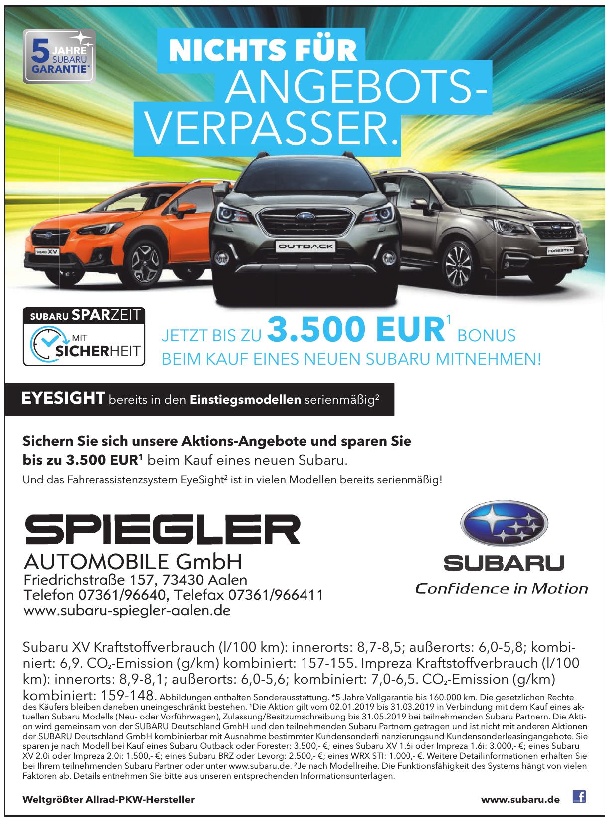 Spiegler Automobile GmbH