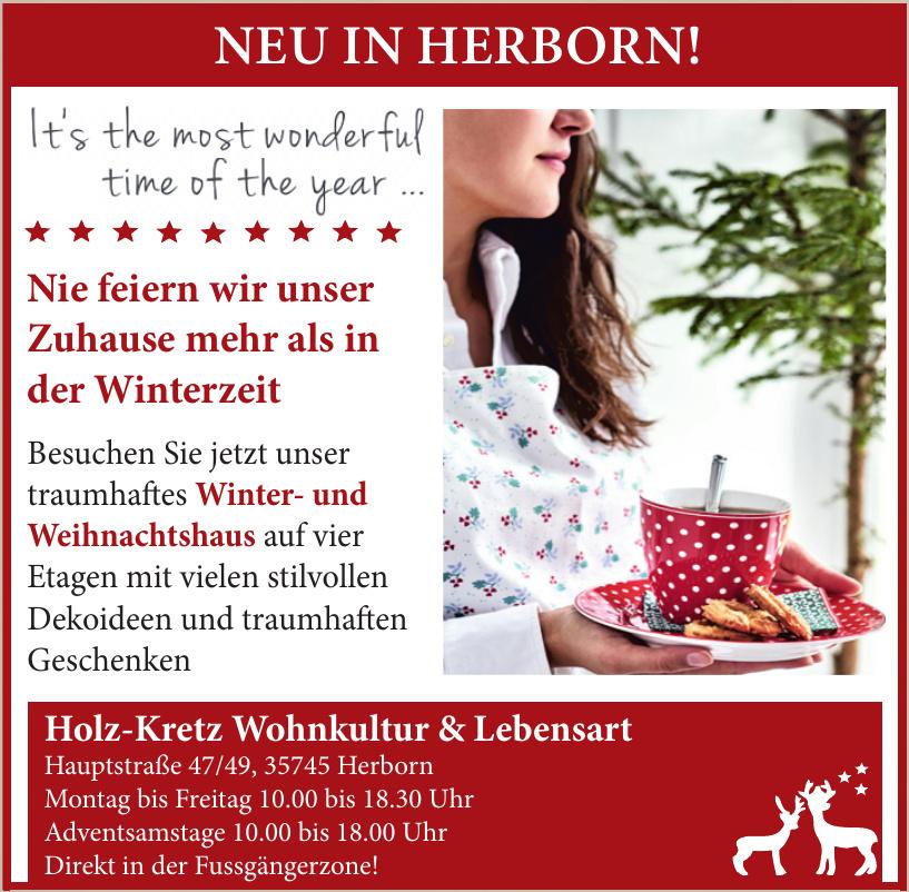 Holz-Kretz Wohnkultur & Lebensart