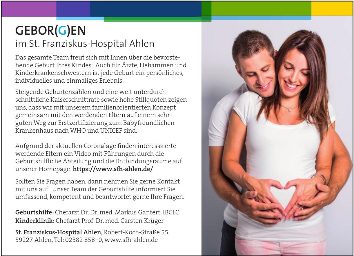 St. Franziskus-Hospital Ahlen