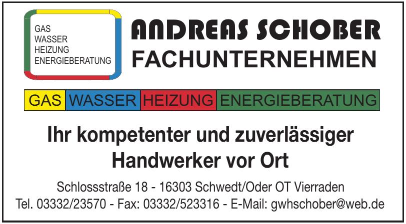 Andreas Schober Fachunternehmen