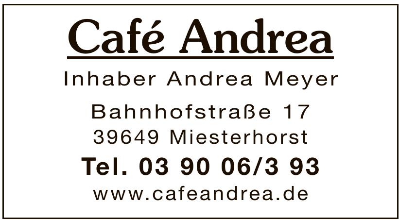 Café Andrea