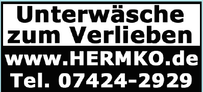 Hermko Unterwäsche
