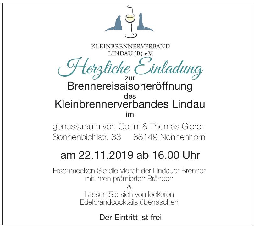 Kleinbrennerverband Lindau (B) e. V.