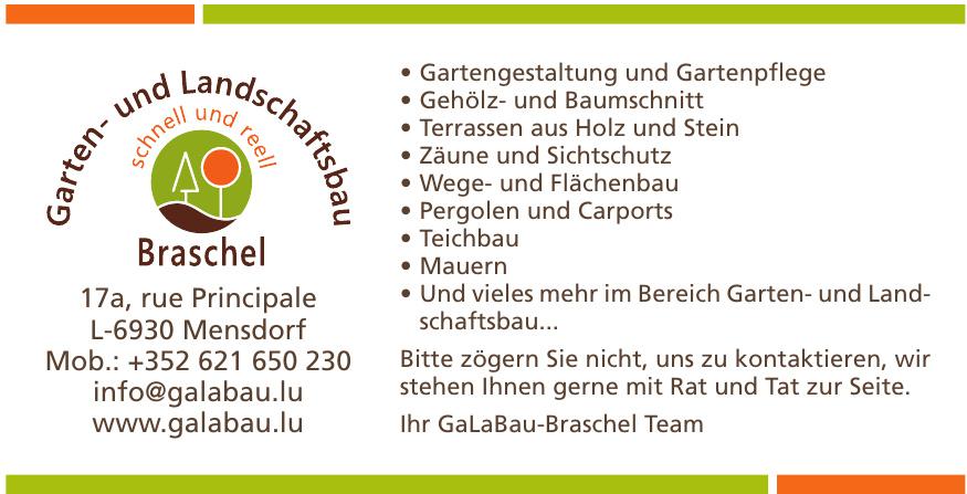 Garten- und Landschaftsbau Braschel