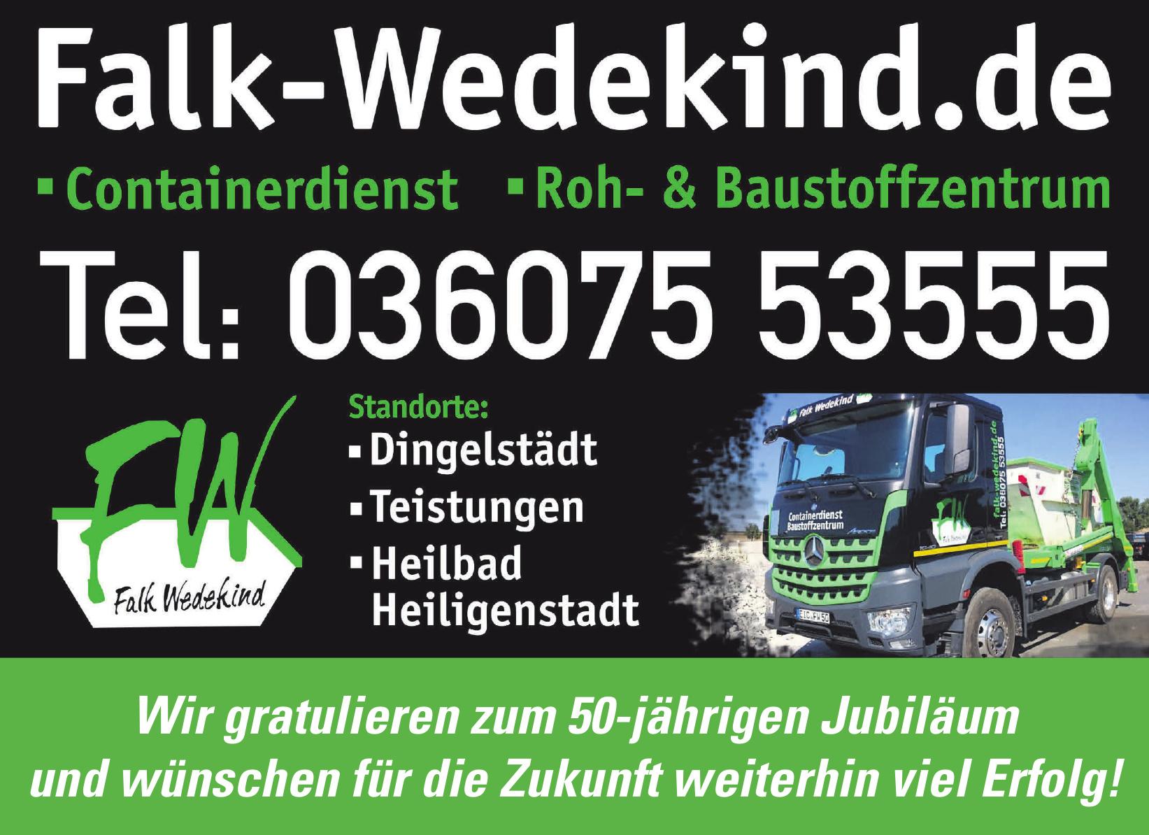 Falk Wedekind