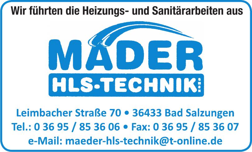 Mäder HLS Technik GmbH