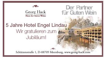 Georg Hack, Haus der Guten Weine GmbH & Co.KG