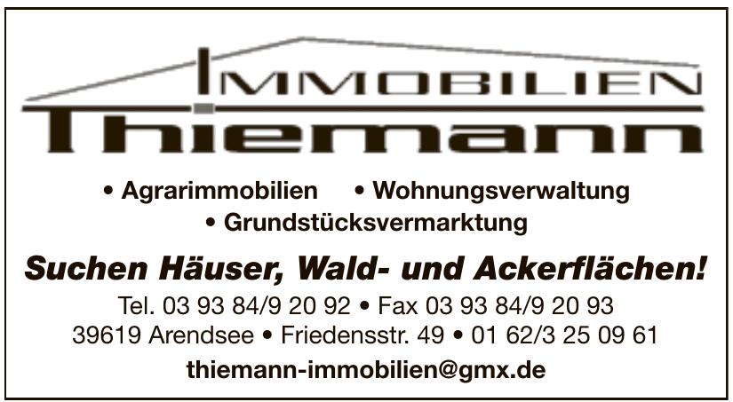 Immobilien Thiemann