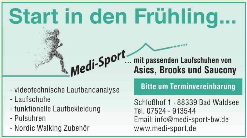 Medi-Sport Bad Waldsee