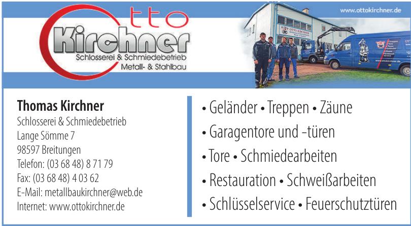 Thomas Kirchner Schlosserei & Schmiedebetrieb