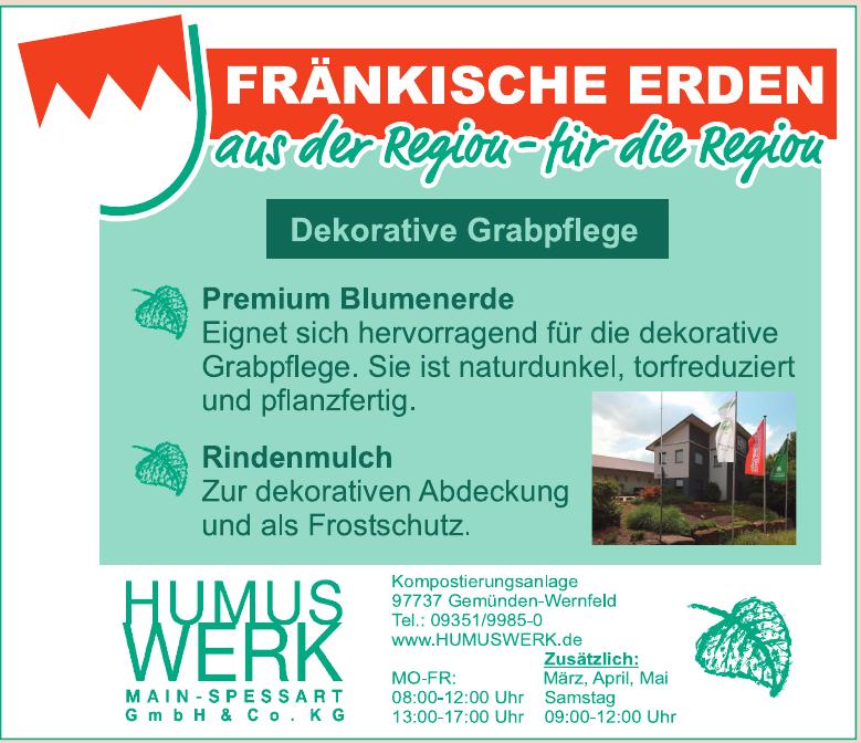 Humus Werk Main-Spessart GmbH & Co. KG