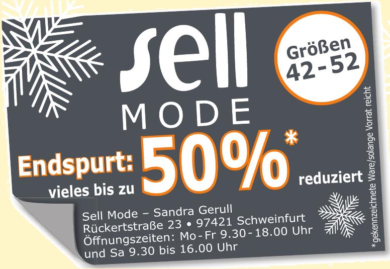 Sell Mode - Sandra Gerull