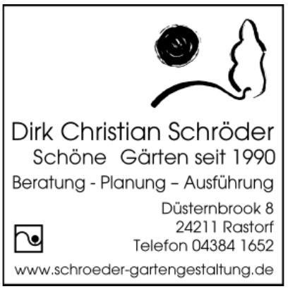Dirk Christian Schröder