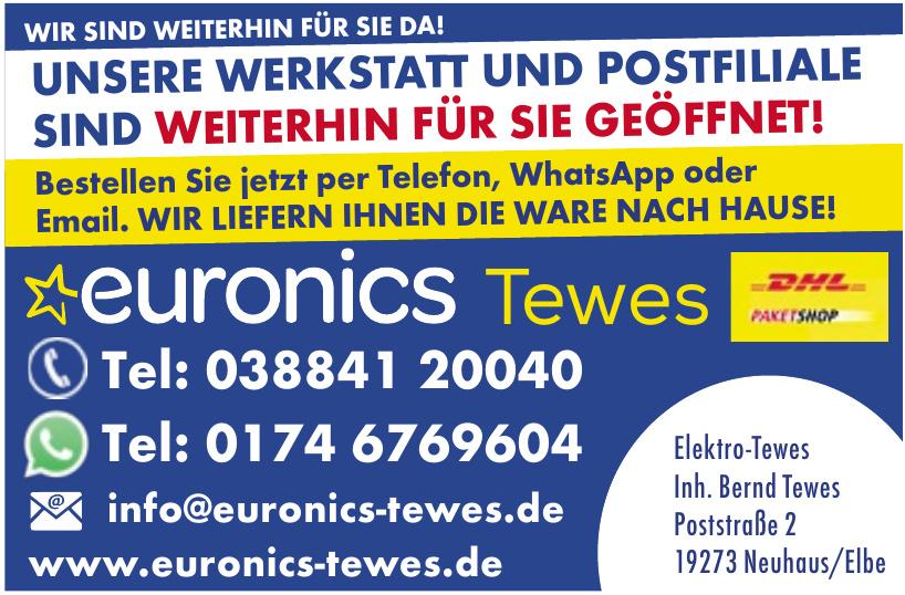 Euronics Tewes